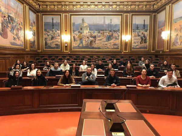 Journal de bord : Les juristes à Paris (Jour 1)