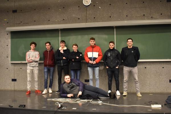 L'ACID a organisé son premier tournoi de E-Sport